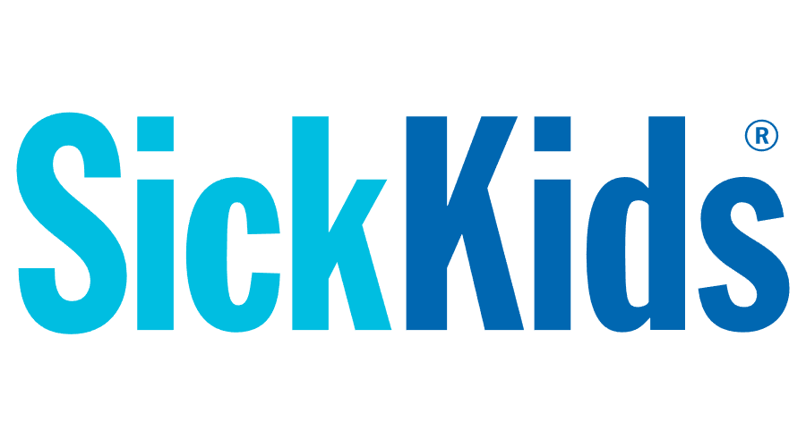 the hospital for sick children sickkids vector logo